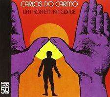 Carlos Do Carmo, Bernardo Sassetti - Um Homem Na Cidade [New CD] Portugal - Impo