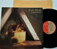 Kate Bush - Lionheart LP 1978 1st UK Press EMI EMA787 Embossed G/Fold + Inner EX