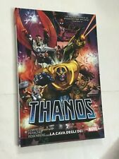 THANOS vol. 2  LA CAVA DEGLI DEI  MARVEL PANINI  VOLUME CARTONATO