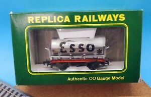 Vintage Replica Railway OO Scale No. 13802 Tank Wagon 'Esso Petroleum' MINT!!!