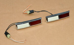 1977-1990 CHEVROLET CAPRICE IMPALA OLDSMOBILE PONTIAC DOOR PANEL COURTESY LIGHTS