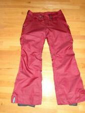 BONFIRE Safari  Boot Cut Fit Snowboard Ski  Pants Size large