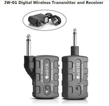 Joyo JW-01 Wireless Digital UHF Guitar & Bass Transmitter & Receiver System *US*