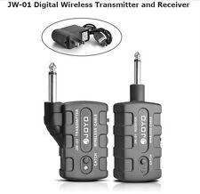 Joyo JW-01 Wireless Digital UHF Guitar & Bass Transmitter & Receiver System *US*