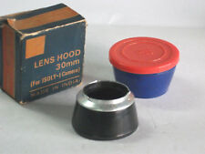 Rare Agfa India Made Metal Hood New In Box Old Stock for Agfa Isoly I Camera