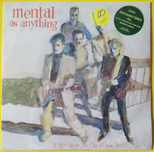 MENTAL AS ANYTHING - If You Leave Me, Can I Come Too? (SEALED 1982 LP on A&M)