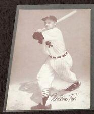 1947-1966 Exhibit Nellie Fox Chicago White Sox