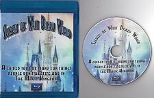 Secrets of Walt Disney World 2015 in Blu-Ray