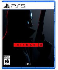 Hitman 3 - Playstation 5 (Ps5 - New)