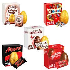 Easter Eggs Mars Galaxy Minstrels Celebration Malteser Chocolate Large Egg Sweet