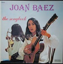 "LP 33T Joan Baez  ""The songbook"" - (TB/EX)"
