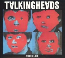 Talking Heads - Remain in Light 2006 UK CD+DVD import free US shipping!