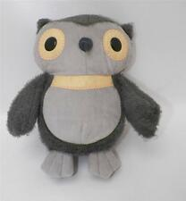 Kohl's Cares Hooty Gray Owl Plush Aesop's Fables Stuffed Toy 10""