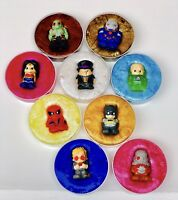 Super Mario 🍄 Marvel Ooshies Minecraft Metallic Slime Kids Party Favours⚡️💥🎮