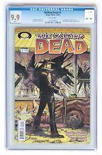 The Walking Dead #1 CGC 9.9 ROBERT KIRKMAN AMC RICK GRIMES