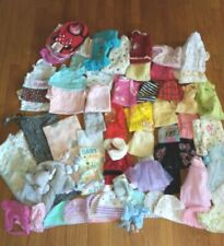 Large lot Girls size 0-3M & 3M clothing blankets bibs hats etc. Carters And More