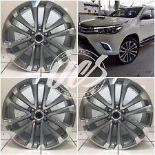 "New 22"" Wheels Rims Fits Toyota 4Runner FJ Cruiser Tacoma Sequoia Set of 4"