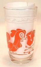Kraft Foods Kiddie Kup-Orange Swanky Swigs Juice Glass Tumbler