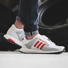 7b525ad72 New ADIDAS ORIGINALS EQT SUPPORT ULTRA BOOST MENS SHOES BY9532 White Bold  Orange