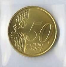 Duitsland 2002 F UNC 50 cent : Standaard