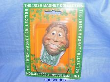Declans Finnians Irish Magnet Smile You're Irish 77776 Ireland Collectable
