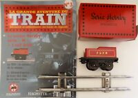 la grande aventure du TRAIN HORNBY HACHETTE collection n°3 LE TENDER + RAIL