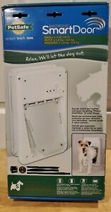 PetSafe Smart Door with Smart Key & Battery  (Small Dog)  NEW in Box