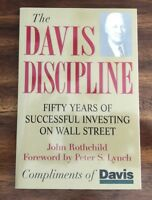 The Davis Discipline by Rothchild (2001, Paperback) FREE SHIPPING