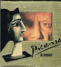 Picasso de Draeger, Bestiaire, Guerre, Jeux, Amour, Avignon.. éd. originale 1974