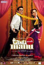 Tanu Weds Manu Returns - DVD (Kangana Ranaut, R. Madhavan...) Bollywood