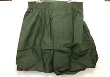 Boxer Shorts, Vietnam Issue, X-Small 3pair Package