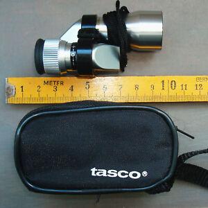 Tasco # 516 Monokular 8x20 Mini Fernglas
