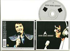 "AS NEW / MINT! ELVIS PRESLEY CD ""ELVIS 6363 SUNSET"" 2001 FTD #9 DELETED"