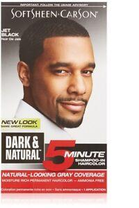 Soft Sheen Carson - Dark & Natural (Jet Black)