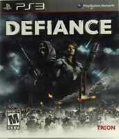 Defiance Sony Playstation 3 2013 PS3 Complete