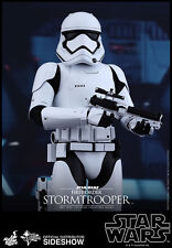 """NEW Star Wars - Episode 7 First Order Stormtrooper 1:6 Scale 12"""" Figure HOT TOYS"""