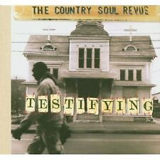 Testifying - The Country Soul Revue Various Artists Very Good