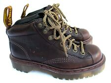 VTG..CLASSIC..DR. MARTENS..BROWN..AIR WAIR..LACE UP..ANKLE..BOOTS..NWOB..sz 7.5