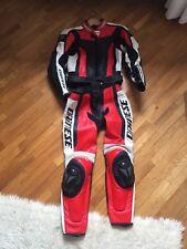 Tuta Da Moto Dainese Flanker Divisibile Rosso Lava