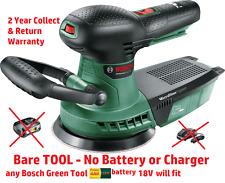 savers BARE Bosch advanced Cordless ORBITAL SANDER  06033D2100 3165140874618 D