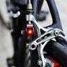 LED Brake Cycling Mountain Bicycle Red LED Brake Light Bike Accessories Hot