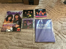 Deep Purple CD And Book Lot - Japanese