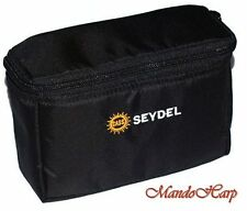 Seydel Harmonica Bag - 930012 Gigbag (beltbag) for 12 Blues Harmonicas - NEW