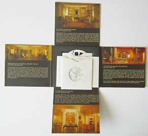 Eugene J. Kupjack Miniature Rooms 4 View-Master Reels in Colorful Jacket