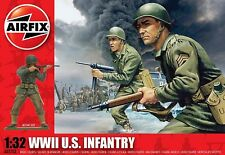 American 1:32 Airfix Toy Soldiers