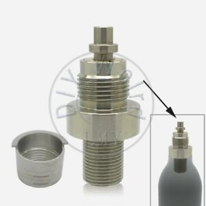 Super! High Pressure Valve for Condor Airgun PCP CO2 Airforce & 5.5/8mm Tophat