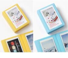 2NUL Small Photo Album S Fuji Fujifilm INSTAX MINI 50s 7 8s instant film - BLUE