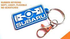 Rubber Boxer Keyring Key chain Schlüsselring Porte-clés Subaru Forester Outback
