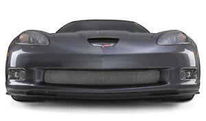 2006-2013 Corvette Stainless Steel Front Grille Diamond Mesh GS, Z06, ZR1 637990