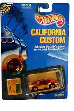 1989 Hot Wheels California Custom Banshee